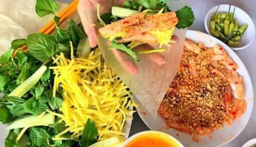 Gỏi Cá Phan Thiết - Bình Thuận